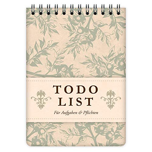 To-Do Liste Ringblock 60 Blatt - 3,95 €