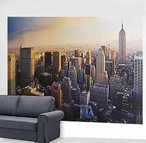 Tcm tchibo foto carta da new york 16 singoli 3 56 x 2 54 for Giardino 54 nyc