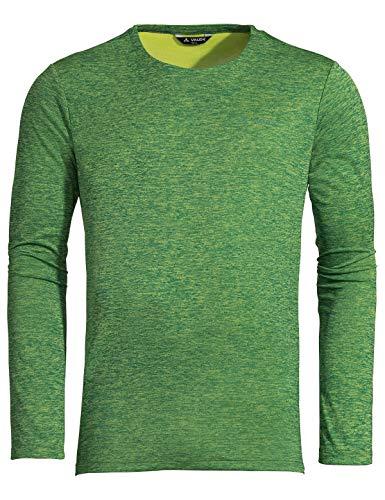 Vaude Herren Men's Essential LS T-Shirt, Langarmshirt, Wandershirt Petroleum, 52 -