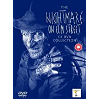 The Nightmare On Elm Street 1-6 Collection