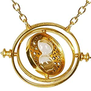 FLORAY Harry Potter inspiré réplique collier - Retourneur De Temps Hermione Granger