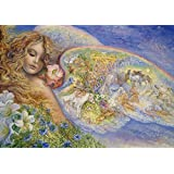 Puzzle 2000 Teile - Josephine Wall - Wings of Love