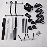 Wwman Spare Part Kit for UDI U818A WiFi FPV U818A-1 Rc Quadcopter Drone Blade Gear