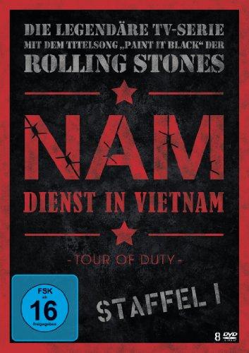 NAM - Dienst in Vietnam - Die komplette Staffel 1 [8 DVDs]