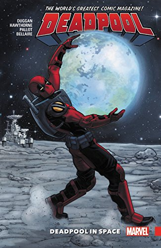 Deadpool: World's Greatest Vol. 9: Deadpool In Space por Gerry Duggan