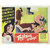 Questo tipo di ragazza poster Movie H 11 x 14 pollici – 28 cm x 36 cm Margaret rose Keil David (Tipo Movie Poster)