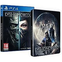 Dishonored 2 + Steelbook Esclusiva Amazon - PlayStation 4