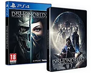 Dishonored 2 + Steelbook Esclusiva Amazon - PlayStation 4