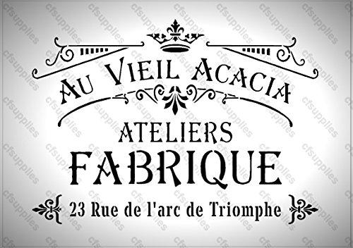 cfsupplies-142-grand-pochoir-a3-style-shabby-chic-francais-epaisseur-190-microns