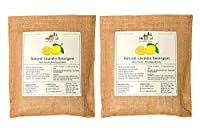 Mitti Se Natural Laundry Detergent (Pack of 2) - 800 gr