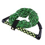 Homyl 1 Stück Grün Wakeboard Wasserski Seil Abschleppseil Boots-Wassersport Skifahren Wakeboarding Seil
