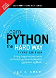 Learn Python the Hard Way