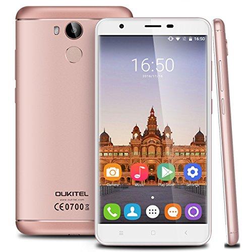 OUKITEL U15 Pro - 4G Lte Smartphone Libre Android 6.0 (Pantalla HD 5.5