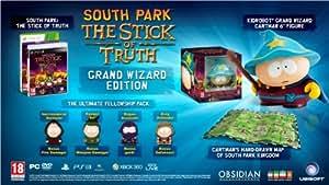 South Park: Le baton de la vérité Collector Grand Sorcier - X360 - NTSC SEULEMENT