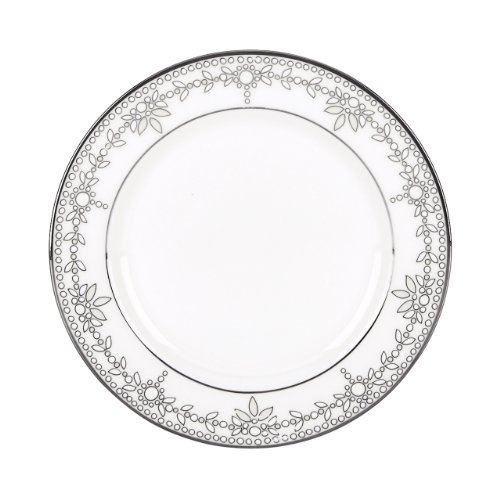 Lenox Marchesa Couture Butter Plate, Empire Pearl -