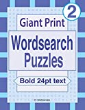Giant Print Wordsearch Puzzles Volume 2