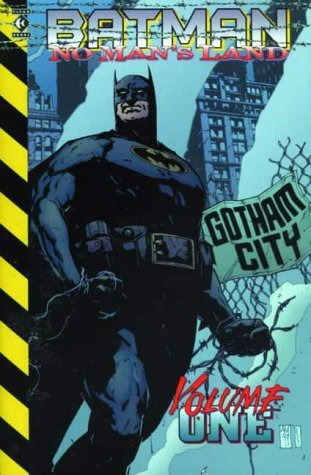 Batman - No Man's Land - Vol 1 by Bob Gale (1999-10-29)