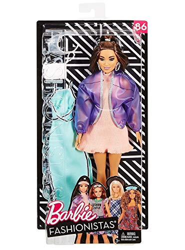 9fae9e9277c41 Barbie Fashionistas Sporty Chic con Un Secondo Look Incluso