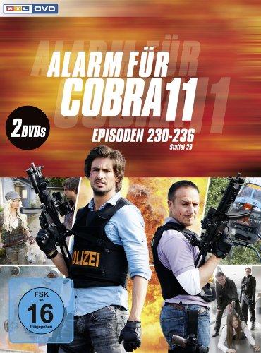Alarm für Cobra 11 - Staffel 29 (2 DVDs)