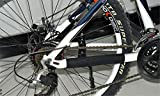 Cunluna 2 Piezas de Protector de Cadena para Bicicleta MTB