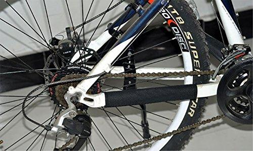 Cunluna Fahrradkettenschutz für Mountainbikes, 2 Stück