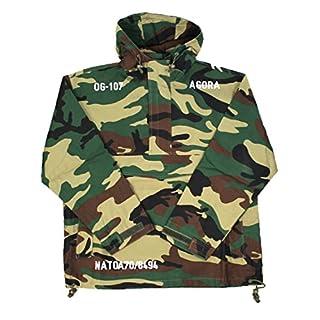 Agora Camo Military Pullover Jacket (XL)
