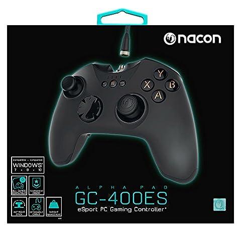 Joypad nacon PC Pro Gaming Controller GC-400ES