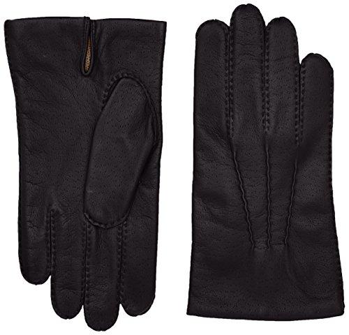 Dents Herren Handschuhe, Gr. Medium, Braun (Braun Leder Buxton)