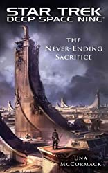 (THE NEVER ENDING SACRIFICE ) BY McCormack, Una (Author) mass_market Published on (08 , 2009)
