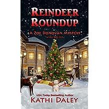 Reindeer Roundup (A Zoe Donovan Cozy Mystery Book 27) (English Edition)