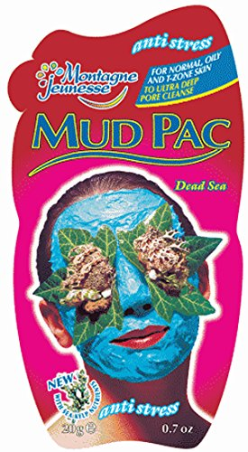 DEAD SEA MUD ANTI-STRESS PACK