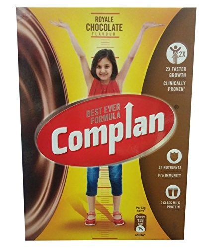 Complan Royal Chocolate Flavour 500 gm