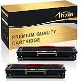 Arcon - Cartucho de tóner Compatible para Impresora láser Samsung MLTD111S MLT-D111S MLT-D111L MLTD111L para Samsung Xpress SL-M2070 M2070W M2070FW M2020W M2020 M2022 M2022W M2026 M2026W, 2 Paquetes