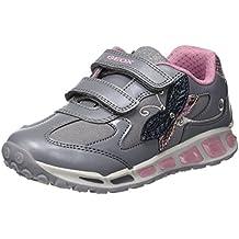0a322919 Geox J Shuttle Girl A, Zapatillas para Niñas