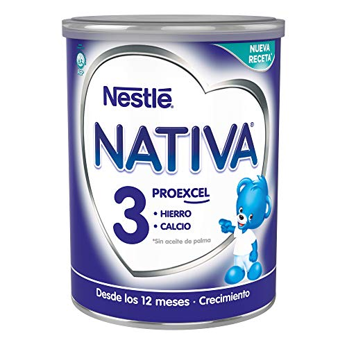 Nestlé NATIVA 3 - Leche crecimiento polvo - Fórmula