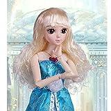 MEMIND 60 cm Ausländische Puppenanzugs-Geschenkbox kleiden Oben Puppe an Kind Mädchen Spielzeug...