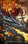 Dragon blood, tome 3 : L'empire des cendres par Ryan