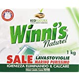 winni's–Sel Lave-vaisselle, marin purissimo–6pièces de 1kg [6kg]