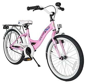 BIKESTAR® Premium Vélo pour enfants à partir d'env. 6 ★ Edition Classic 20 ★ Couleur Rose
