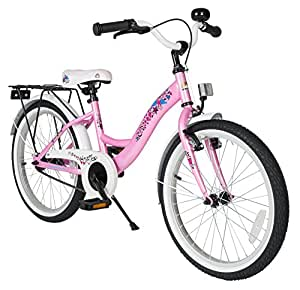STAR-SCOOTER Bikestar vélo Bi-20-kk-01motif, rose