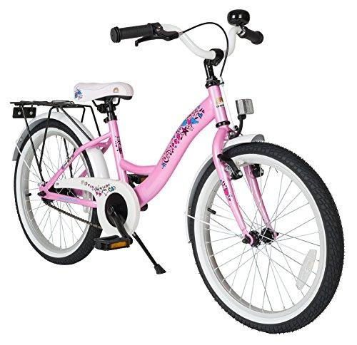BIKESTAR® Premium Vélo pour enfants à partir d'env. 6 ? Edition Classic 20 ? Couleur Rose