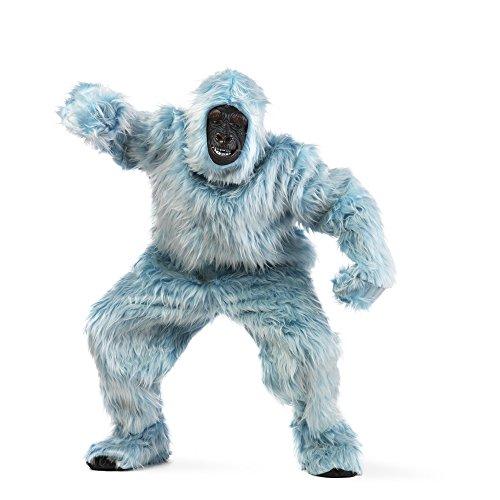 - Blue Yeti Kostüm