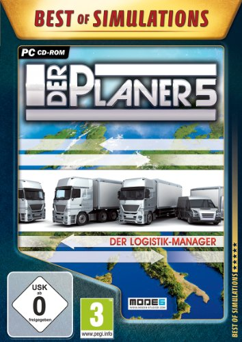 Best of Simulations: Der Planer 5 - [PC]