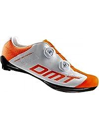 41 - Nero Casinò e attrezzature MTD Scarpe Bici DMT Diamant R6 Road New Plate
