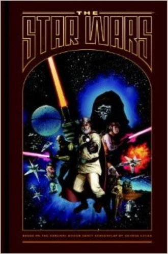 The Star Wars: Based on the Original Rough Draft Screenplay by George Lucas by George Lucas (2014-08-29)