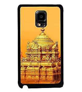 FUSON Tirupati Balaji Temple Designer Back Case Cover for Samsung Galaxy Note Edge :: Samsung Galaxy Note Edge N915Fy N915A N915T N915K/N915L/N915S N915G N915D