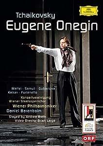 Tchaikovsky: Eugene Onegin [DVD] [2008]