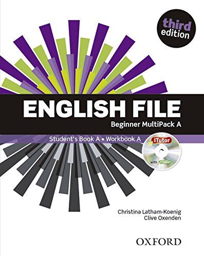 English File 3rd Edition Beginner. Split Edition Multipack A (English File Third Edition)