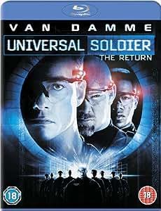 Universal Soldier: The Return [Blu-ray] [2009] [Region Free]