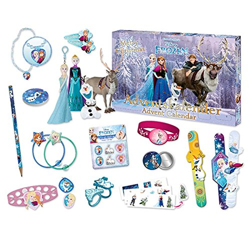Frozen by Disney CRAZE Adventskalender la Eiskönigin